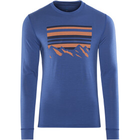 Odlo BL Alliance Longsleeve Shirt Men blue